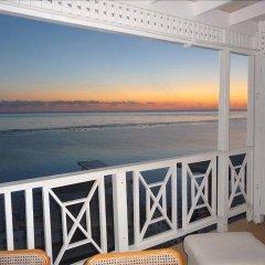 Отель Moxons Beach Club Boutique Hotel Ямайка, Монастырь - отзывы, цены и фото номеров - забронировать отель Moxons Beach Club Boutique Hotel онлайн балкон