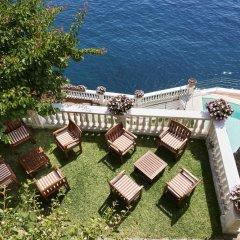 Отель Palazzo Avino Италия, Равелло - отзывы, цены и фото номеров - забронировать отель Palazzo Avino онлайн приотельная территория фото 2