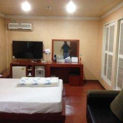 Отель Daegu Goodstay Herotel Южная Корея, Тэгу - отзывы, цены и фото номеров - забронировать отель Daegu Goodstay Herotel онлайн комната для гостей
