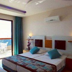 Kleopatra Ada Beach Hotel комната для гостей фото 3