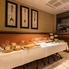 Отель Central Бельгия, Брюгге - отзывы, цены и фото номеров - забронировать отель Central онлайн питание фото 2