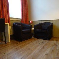 Отель Malleberg Бельгия, Брюгге - отзывы, цены и фото номеров - забронировать отель Malleberg онлайн комната для гостей фото 2