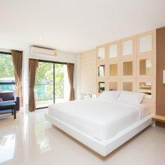 Отель Naka Residence 3* Стандартный номер разные типы кроватей