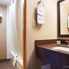 Отель Best Western Summit Inn США, Ниагара-Фолс - отзывы, цены и фото номеров - забронировать отель Best Western Summit Inn онлайн ванная