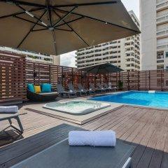 Отель Citrus Suites Sukhumvit 6 By Compass Hospitality Бангкок