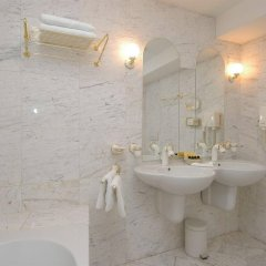 Hotel Dvorak Cesky Krumlov Чешский Крумлов ванная фото 2