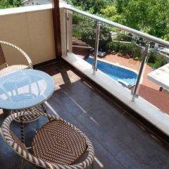 Отель Villa Sea Esta Болгария, Балчик - отзывы, цены и фото номеров - забронировать отель Villa Sea Esta онлайн балкон