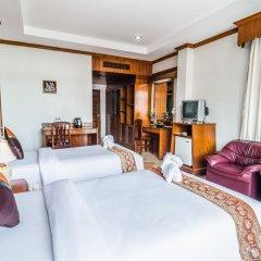 Отель Tony Resort 3* Стандартный номер разные типы кроватей фото 4