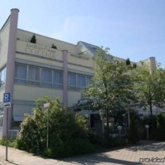 Отель Arthotel Ana Munich Messe Мюнхен парковка
