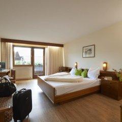 Отель Bründlerhof Марленго комната для гостей фото 4