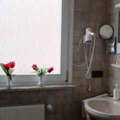 Отель Lessing-Hof Германия, Брауншвейг - отзывы, цены и фото номеров - забронировать отель Lessing-Hof онлайн ванная