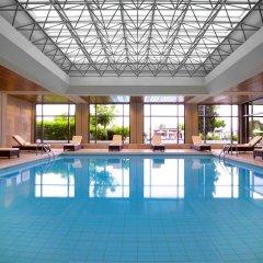Отель Sheraton Rhodes Resort бассейн
