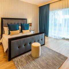 Апартаменты Peaks Apartments Dubai Marina комната для гостей фото 3