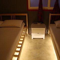 Отель Mr.Comma Guesthouse - Hostel Южная Корея, Сеул - отзывы, цены и фото номеров - забронировать отель Mr.Comma Guesthouse - Hostel онлайн комната для гостей фото 3