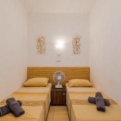 Апартаменты Seashells Self Catering Apartment Буджибба детские мероприятия