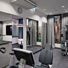 Отель Crowne Plaza Amsterdam South Амстердам фитнесс-зал фото 2