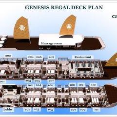 Отель Genesis Regal Cruise городской автобус