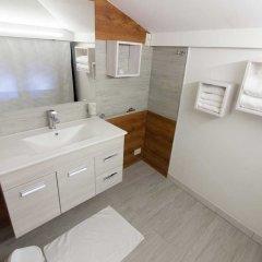 Отель Albergo Romagna Бертиноро ванная