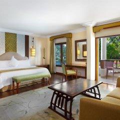 Отель The Laguna, a Luxury Collection Resort & Spa, Nusa Dua, Bali комната для гостей фото 5