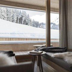 Отель Feuerstein Nature Family Resort Горнолыжный курорт Ортлер комната для гостей фото 2