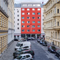 Отель MEININGER Hotel Wien Downtown Franz Австрия, Вена - 5 отзывов об отеле, цены и фото номеров - забронировать отель MEININGER Hotel Wien Downtown Franz онлайн