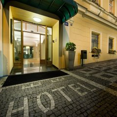 Three Crowns Hotel Prague фото 7