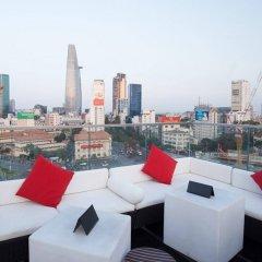 Отель Silverland Central - Tan Hai Long Хошимин балкон