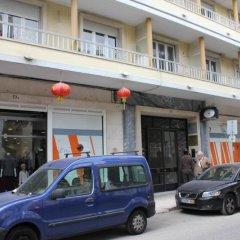 Отель Residencial Lord Лиссабон городской автобус