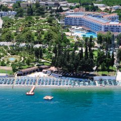 Grand Haber Hotel - All Inclusive пляж