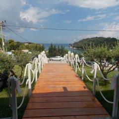 Отель Bianco Hotel Албания, Ксамил - отзывы, цены и фото номеров - забронировать отель Bianco Hotel онлайн приотельная территория