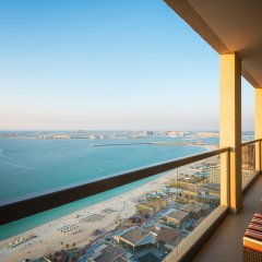 Отель Sofitel Dubai Jumeirah Beach балкон