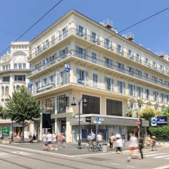 Отель Best Western Lakmi hotel Франция, Ницца - 9 отзывов об отеле, цены и фото номеров - забронировать отель Best Western Lakmi hotel онлайн фото 9