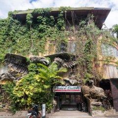 Отель Ponce Suites Gallery Hotel Филиппины, Давао - отзывы, цены и фото номеров - забронировать отель Ponce Suites Gallery Hotel онлайн парковка