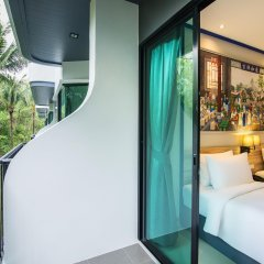 Отель Holiday Inn Express Krabi Ao Nang Beach балкон