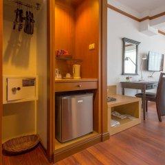 Отель Silom City удобства в номере