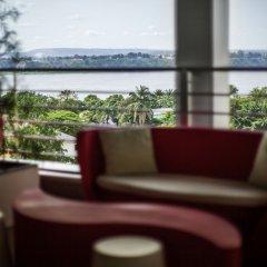Отель Pullman Kinshasa Grand Hotel Республика Конго, Киншаса - отзывы, цены и фото номеров - забронировать отель Pullman Kinshasa Grand Hotel онлайн балкон