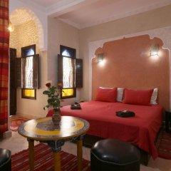 Отель Riad El Walida Марокко, Марракеш - отзывы, цены и фото номеров - забронировать отель Riad El Walida онлайн комната для гостей фото 4