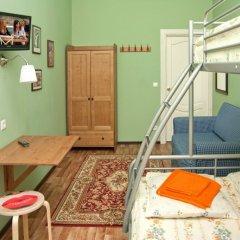 Гостиница Друзья на Грибоедова комната для гостей фото 2