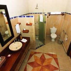 Hotel Casa San Angel - Только для взрослых ванная фото 2
