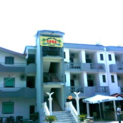 Отель Edra Complex вид на фасад