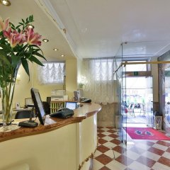 Hotel Olimpia Venice, BW signature collection интерьер отеля фото 2