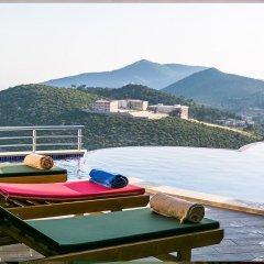 Villa Heart Турция, Калкан - отзывы, цены и фото номеров - забронировать отель Villa Heart онлайн бассейн фото 3
