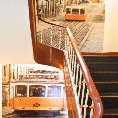 B.a. Hostel Лиссабон городской автобус