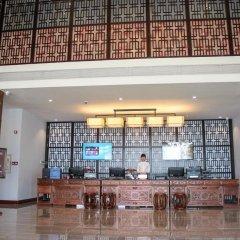 Отель Jielv Aviation Hotel Китай, Чжухай - отзывы, цены и фото номеров - забронировать отель Jielv Aviation Hotel онлайн интерьер отеля фото 3