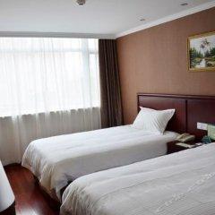 Отель Green Tree Inn Xian East Xiaozhai Road Dayanta Express Hotel Китай, Сиань - отзывы, цены и фото номеров - забронировать отель Green Tree Inn Xian East Xiaozhai Road Dayanta Express Hotel онлайн комната для гостей фото 2