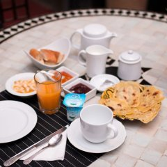 Отель Riad Alegria Марокко, Марракеш - отзывы, цены и фото номеров - забронировать отель Riad Alegria онлайн питание фото 3