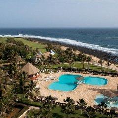 Отель King Fahd Palace пляж фото 2