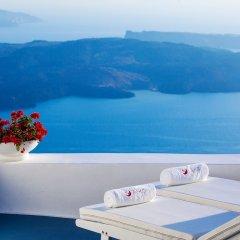 Отель Aliko Luxury Suites Греция, Остров Санторини - отзывы, цены и фото номеров - забронировать отель Aliko Luxury Suites онлайн балкон