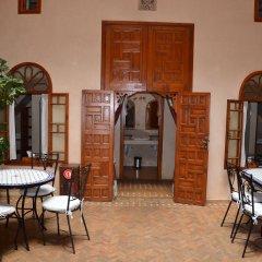 Отель Riad Sakina Марокко, Рабат - отзывы, цены и фото номеров - забронировать отель Riad Sakina онлайн питание