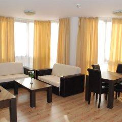 Отель Camelot Residence Болгария, Солнечный берег - отзывы, цены и фото номеров - забронировать отель Camelot Residence онлайн комната для гостей фото 2